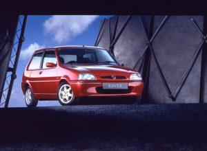 Rover 100, 1997